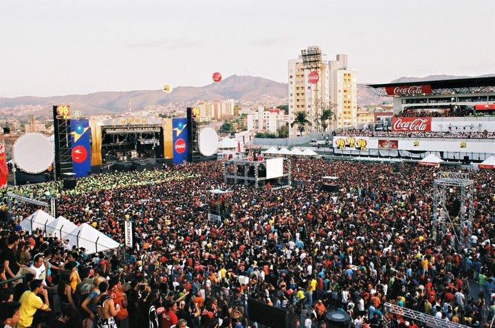 As 5 Cidades Mineiras com Ótimos Eventos de Rock  n' Roll