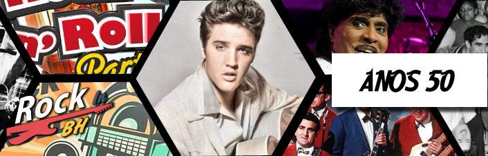 bandas tipos e estilos anos 50