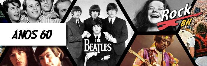 bandas tipos e estilos anos 60
