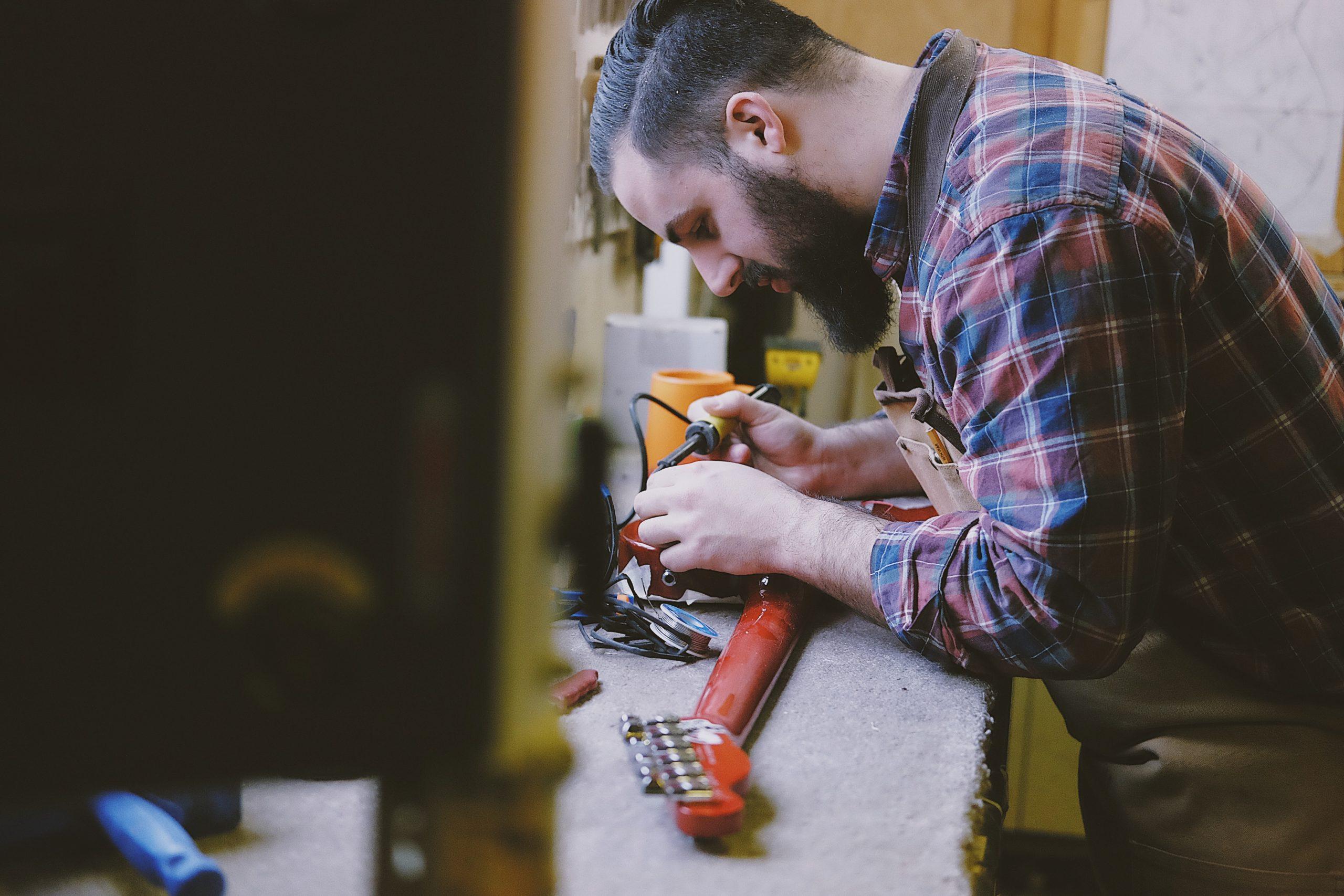 Quais as melhores lojas de instrumentos usados na grande BH?